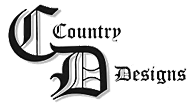 Country Designs logo