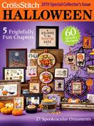 Just Cross Stitch Halloween Collection 2019
