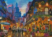 The Big Easy, New Orleans (Kit - Chart, Fabric & Threads)