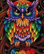 A Bright Owl (Kit - Chart, Fabric & Threads)